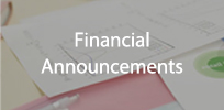 Financial Announcements