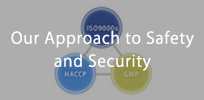 Our Approach to Safety and Security