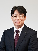 Takumi Taguchi Executive Officer and Vice Director CSR Department Nichirei